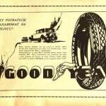 Opony Goodyear od 85 lat w Polsce