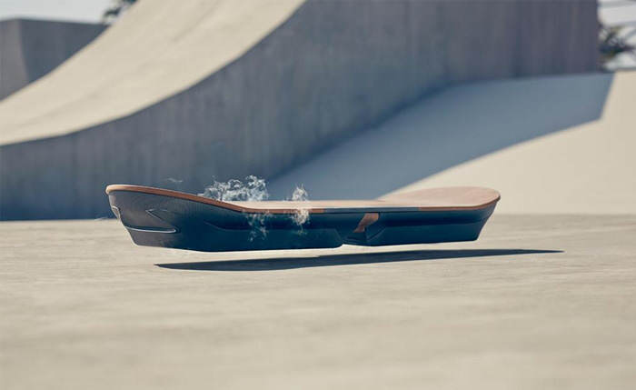 "Lexus Hoverboard ""Slide"""