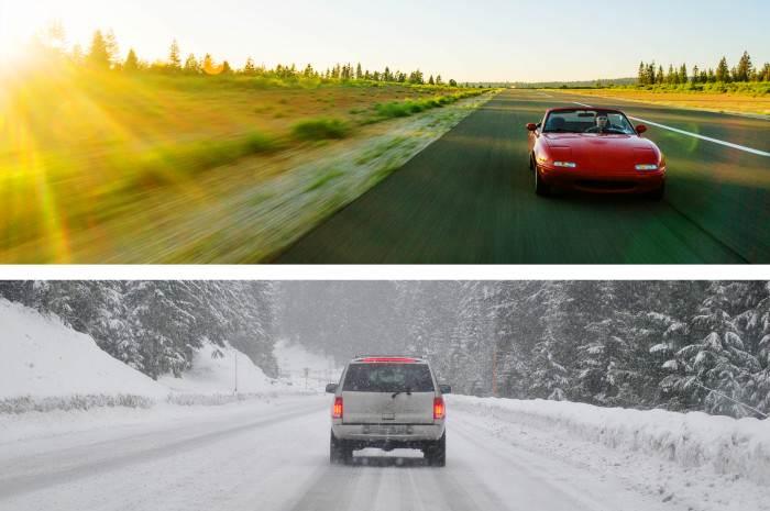 Kiedy Zmienić Opony Na Zimowe Lub Letnie Podsumowanie