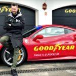 Eagle F1 SuperSport – nowa linia opon sportowych Goodyear