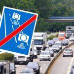 Odcinkowy pomiar prędkości – nowe znaki przy polskich drogach
