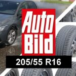 Test opon letnich 205/55 R16 Auto Bild 2021